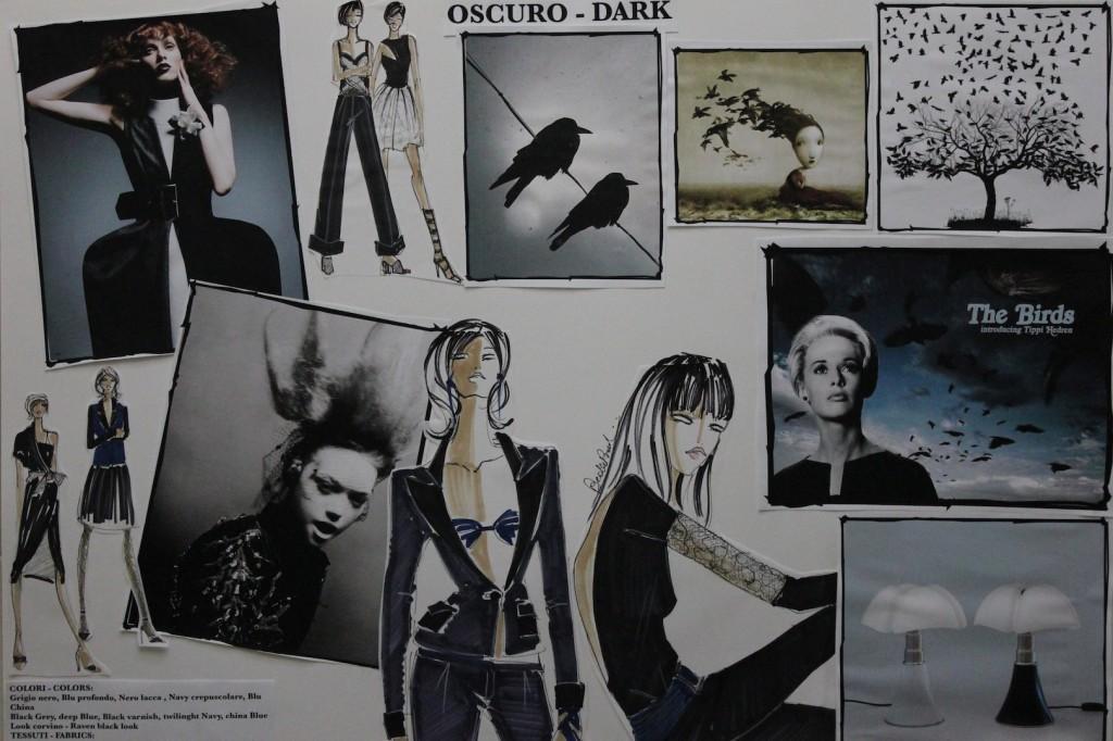 Oscuro - Dark