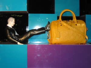 Vuitton window 2