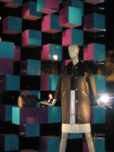 Vuitton window
