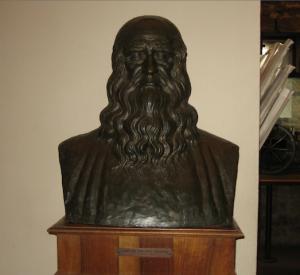 Busto Leonardo per Blog