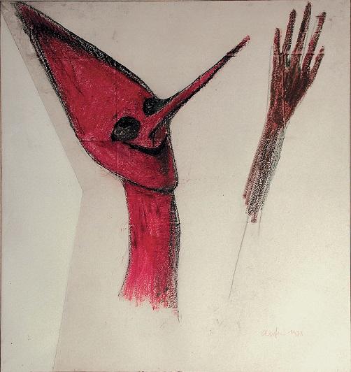 Mostra_Pontassieve_Pinocchio,_1958,_pastello_ad_olio_su_carta_su_tela,_90x85,_Archivio_Venturino_Venturino_thumb