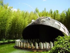 Parco di Pinocchio Collodi Balena