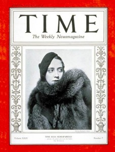 times cover 1934