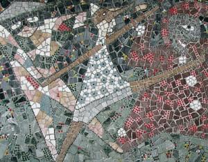 venturino venturi Parco di Pinocchio Mosaico Pinocchio a Collodi