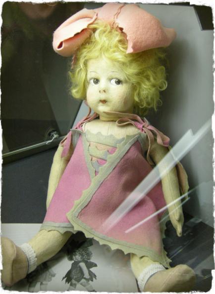 2 Bambola Lenci per copertina articolo