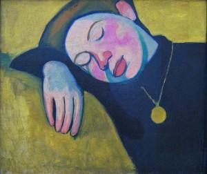 2 sleeping-girl
