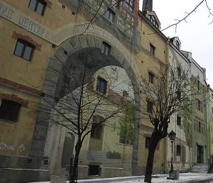 6 Centro storico di Belgrado