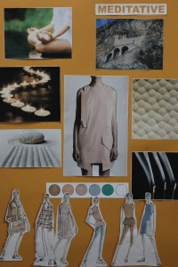 Meditative Mood Board