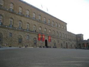 Palazzo Pitti facciata