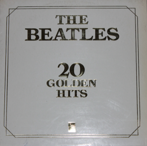 20 Golden Hits The Beatles