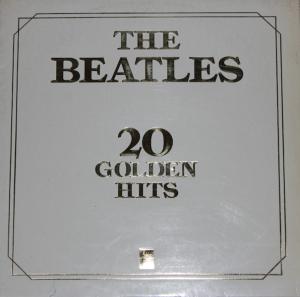 20 Golden Hits The Beatles