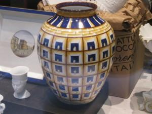 8 Vaso Ginori