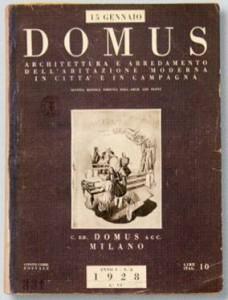 9 Domus primo nr. 1928