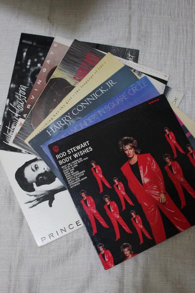 Cover dischi