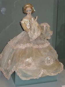 10 Bambola italiana 1900