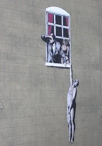 15 Banksy.in Park Street Bristols