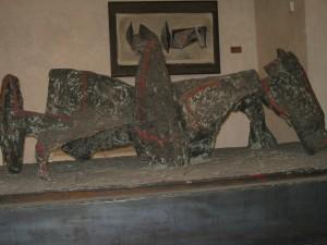 16 scultura bronzo