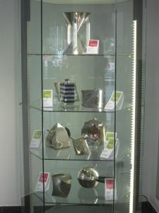 19 Vetrina teiere e tisaniere