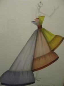20 Originale disegno Capucci