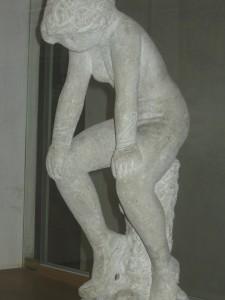 21 statua marmo