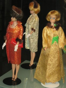 26 Barbie Mattel 1961