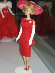 29 Barbie 1965 rosso
