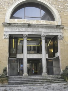 3 Facciata Museo