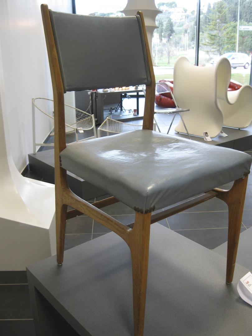 Lab museo del design beatrice brandini blog - Sedia leggera gio ponti ...