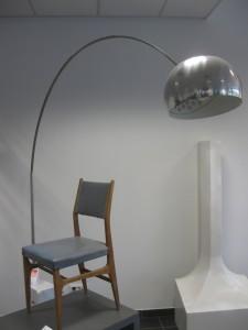 6 Arco lampada achille e piergiacomo Castiglioni 1962 per Flos