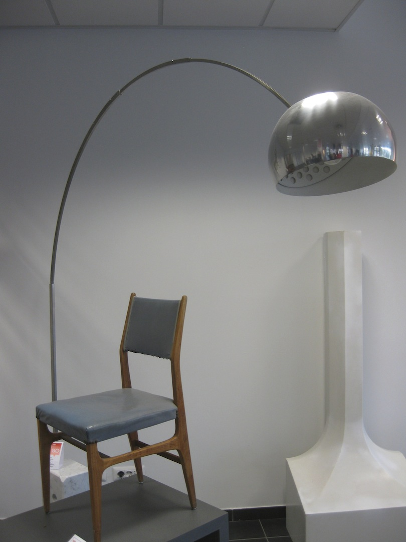 Lab museo del design beatrice brandini blog for Castiglioni lampada