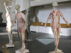 6 sculture