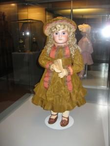 8 Bambola francese 1907