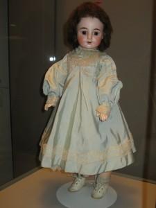 9 Bambola tedesca 1900