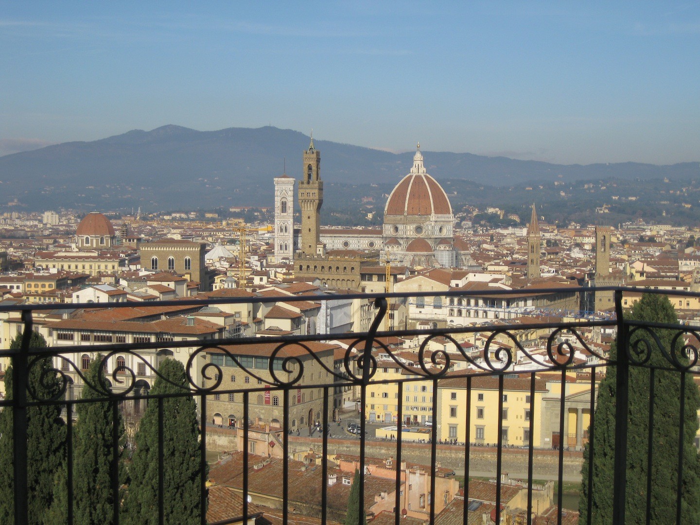 Awesome Terrazza Bardini Firenze Contemporary - Idee Arredamento ...
