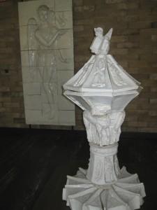 5 Fonte Battesimale