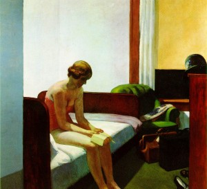 4 Hotel-Room edward Hopper