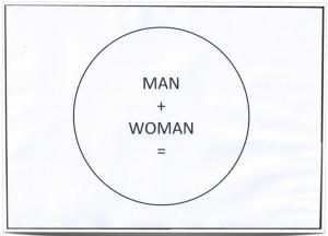 Man and Woman controsenso