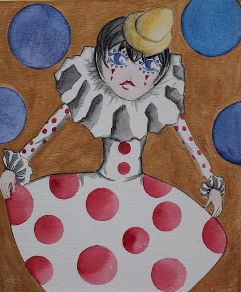 2 Piccola Clown