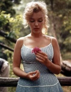 5 Marilyn abito-a-pois