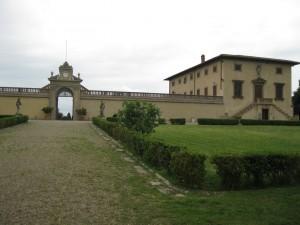 Villa Bellosguardo lato dx