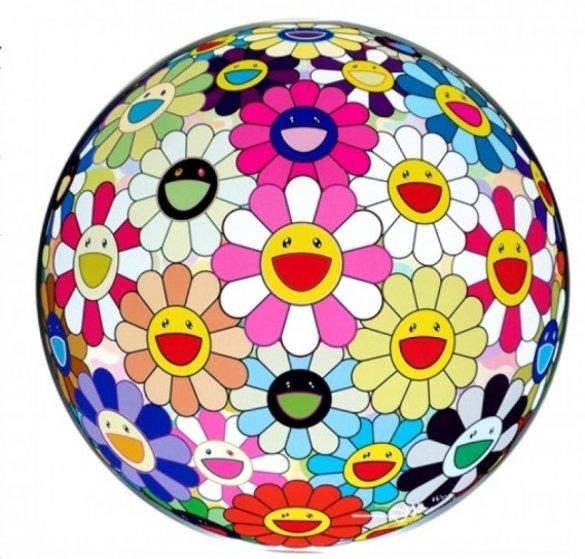1 Takashi_Murakami_Flower_Ball_