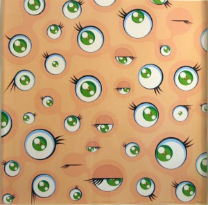 8 Takashi_Murakami_Jelly_Fish_Eyes_2001