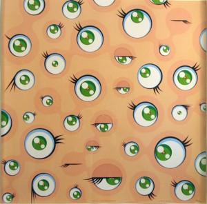 8 Takashi_Murakami_Jelly_Fish_Eyes_2001