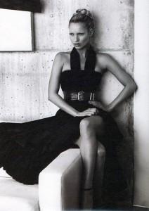 kate foto di Mert e Marcus W Magazine 2005