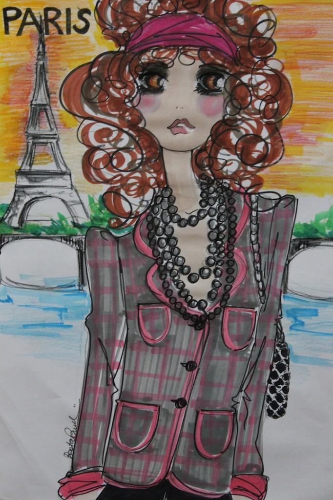 2 Amelie a Parigi