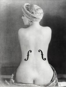 2 bis le violon d Ingres 1924