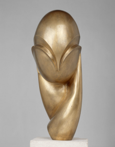 10 Constantin Brancusi Mademoiselle Pogany 1933 centre pompidou