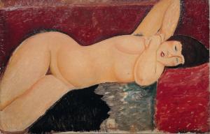 11 nudo straiato 1917 Pinacoteca Giovanni e Marella Agnelli