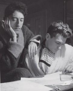 13 Jean Cocteau e Jean Marais