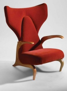 6 lounge chair 1950